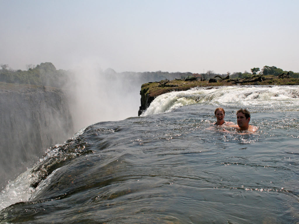 Top 10 Waterfalls & Infinity Pools to rival any Hot Tub