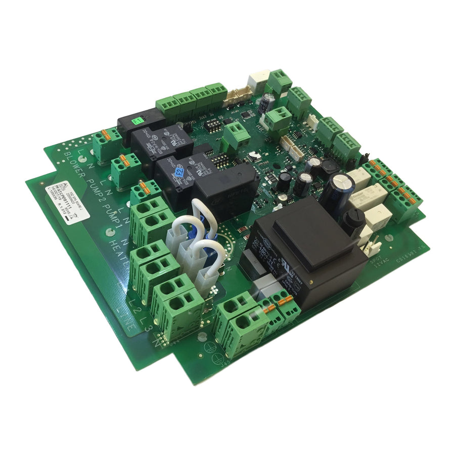 Jacuzzi® Lodge PCB 2019+ Part No. 233006420