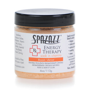 Spazazz 'Rx Therapy' Range Spa Crystals