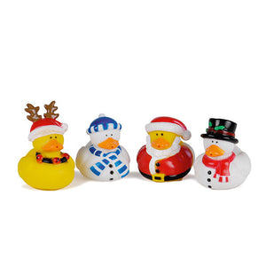 Christmas Hot Tub Duck (LIMITED)