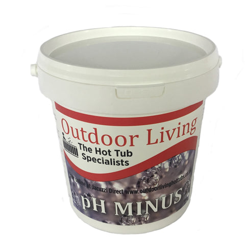 Hot Tub pH- Reducer (1kg) | Outdoor Living