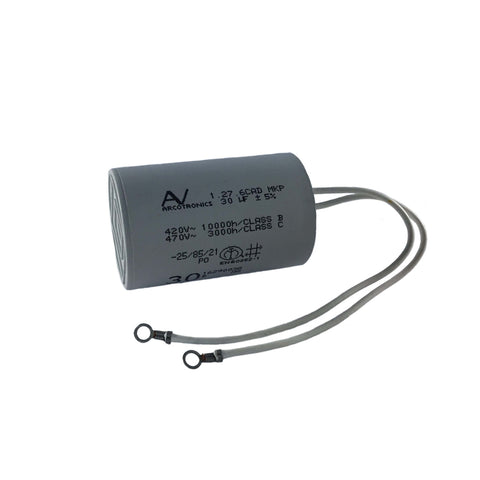 Jacuzzi® Hot Tub Pump Capacitor UF30 220V EMG. Part No. 6000-116.