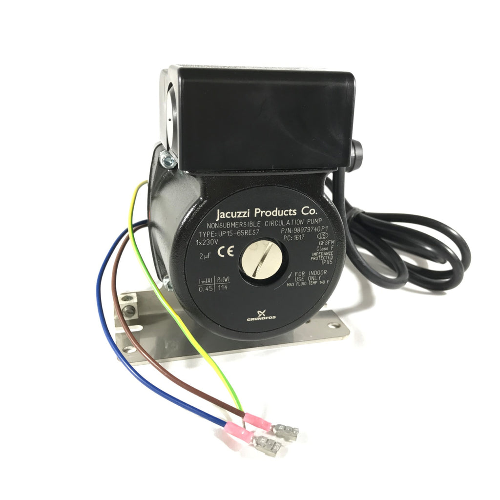 Pictures of Jacuzzi Hot Tub Circulation Pump