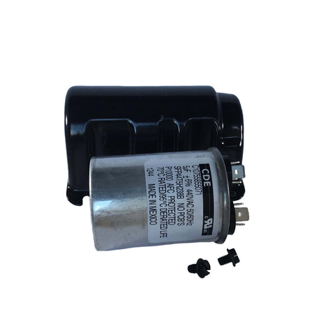 Jacuzzi® Hot Tub Pump Capacitor 50Hz Flomaster. Part No. 6500-914.