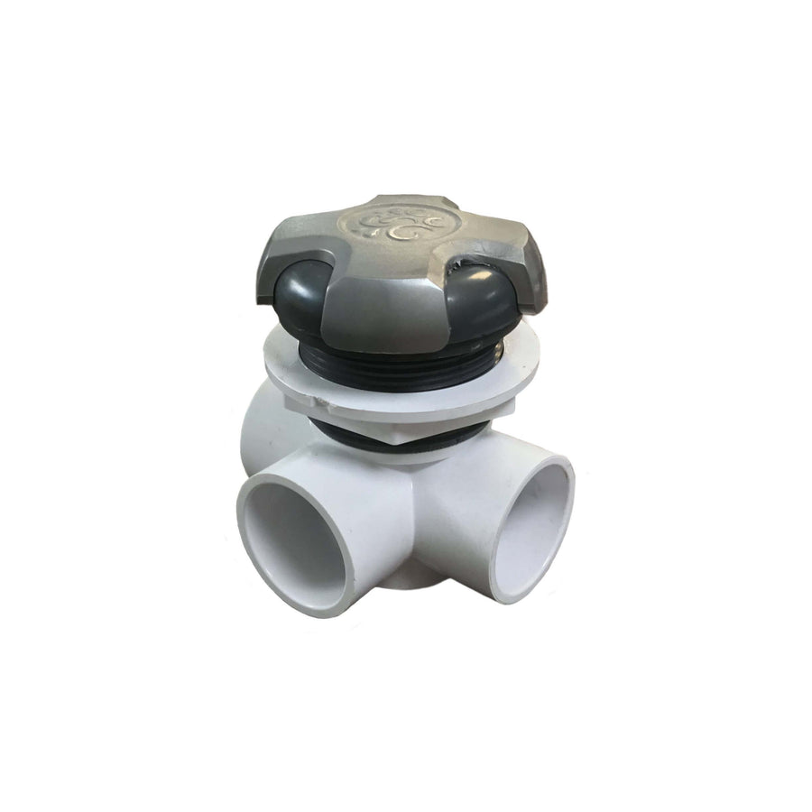 Jacuzzi® Hot Tub Waterfall Valve (J500). Part No. 6541-080