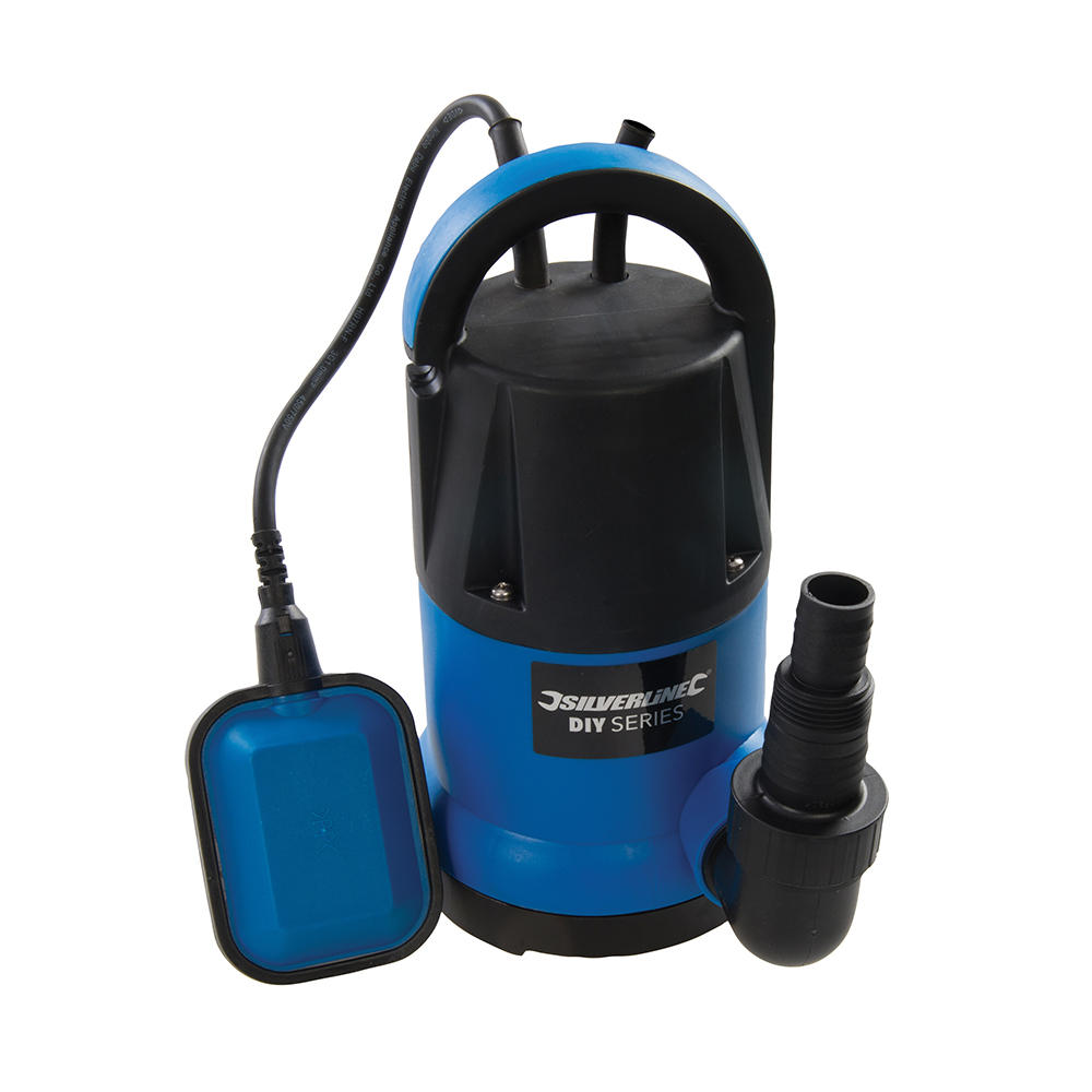 Silverline Submersible Hot Tub Pump