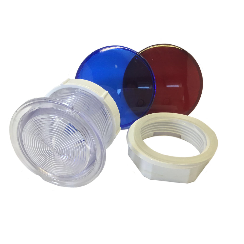 Jacuzzi® Lodge Light Lense. Part No.94130091