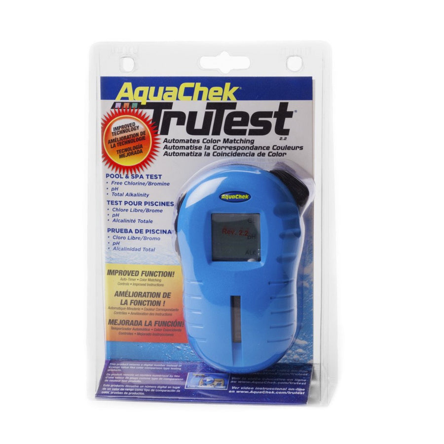 TruTest Chlorine Test Strip Reader