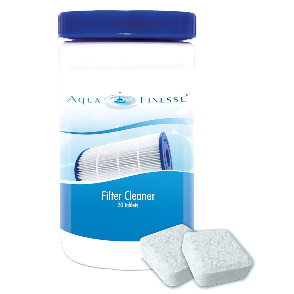 Aquafinesse Filter Cleaning Tablets