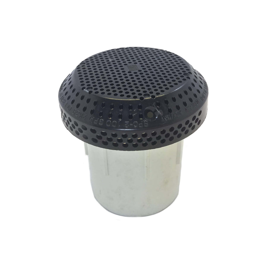 Arctic Spa Filter Suction Cover 100GPM (Complete) Part No. JET-110600