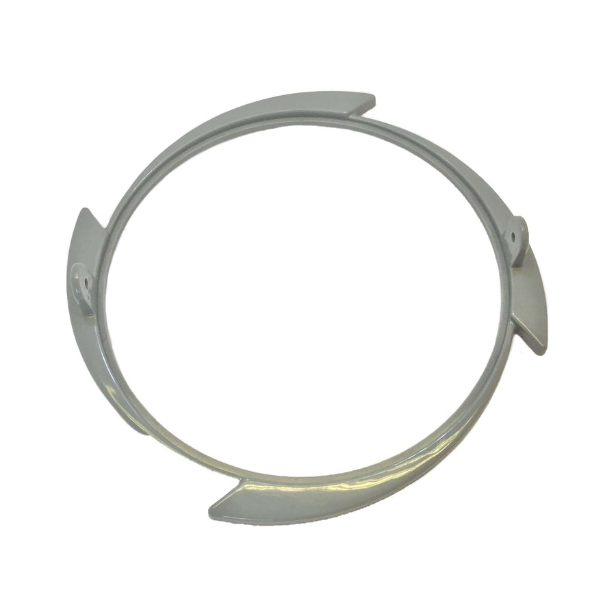 Arctic Spa Filter Suction Cover Grey Trim Ring 200GPM. Part No. JET-110667