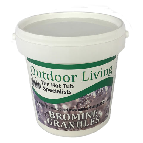 Hot Tub Bromine Granules (1kg) | Outdoor Living