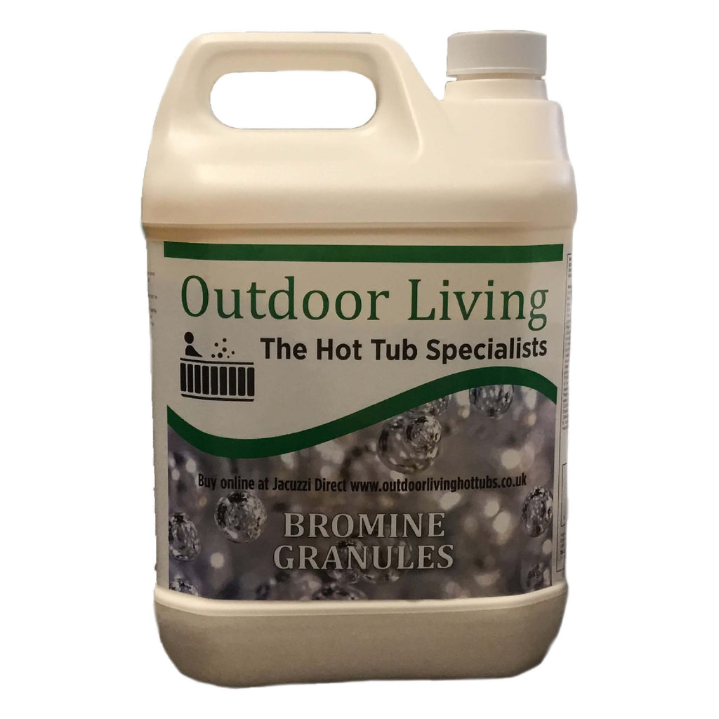 Hot Tub Bromine Granules (5kg) | Outdoor Living