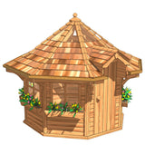 Cedar Cottage Gazebo