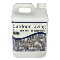 Granules de chlore Outdoor Living 5kg