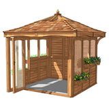 CedarLodge Square Gazebo | Selection D