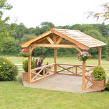 Cedella Square Gazebo | Selection B