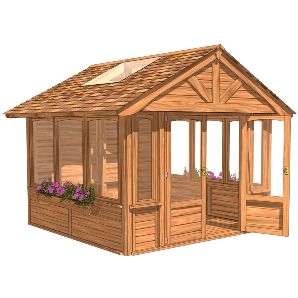 Cedella Square Gazebo | Selection D
