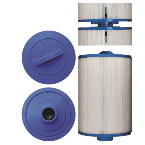 Filter HTF0445 45 sq ft - Alp, Elite Sunbelt Spas