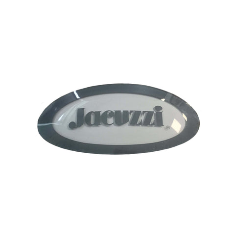 Jacuzzi® J300/J400 Pillow Logo Insert. Part No. 2000-263