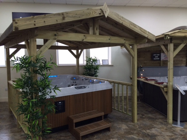 Apex Hot Tub Gazebo
