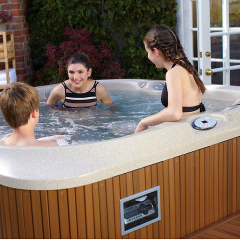Jacuzzi® J335IP™ Hot Tub with Apex Gazebo package