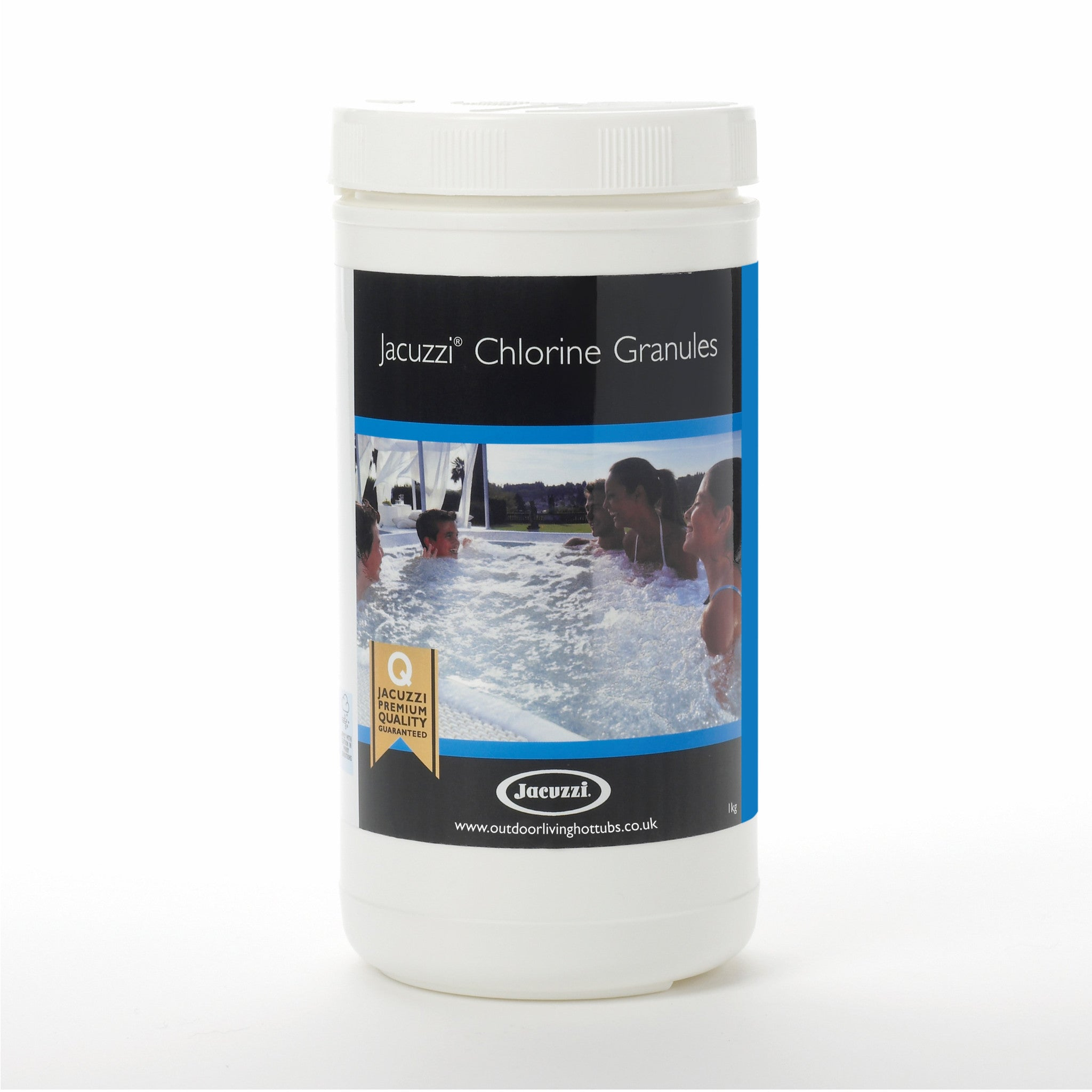Hot Tub & Swim Spa Chemicals | Jacuzzi Direct