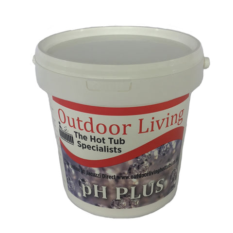 Hot Tub pH+ Increaser (1kg) | Outdoor Living