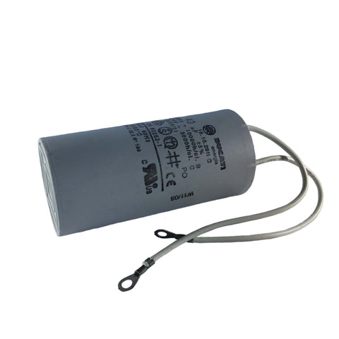 Jacuzzi® Hot Tub Pump Capacitor UF40 High Speed. Part No. PRT-118581