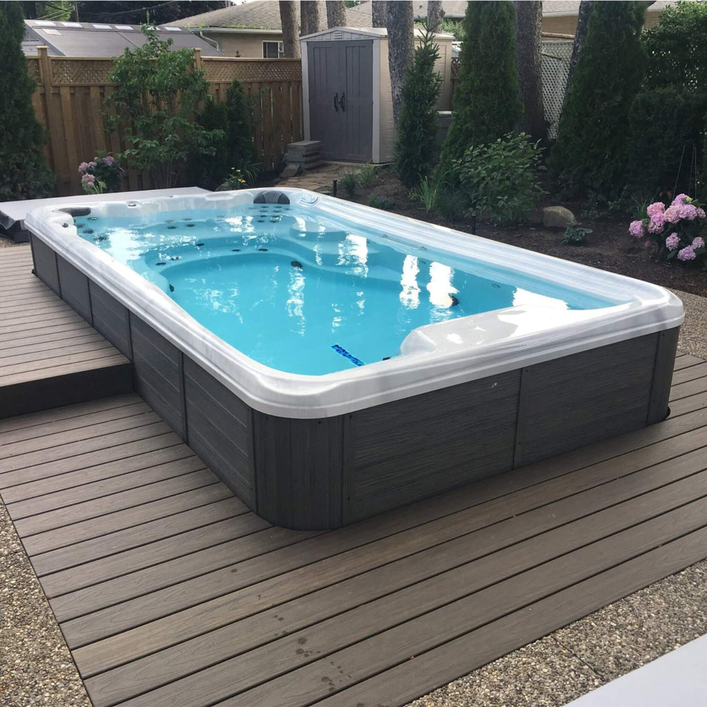 Tidalfit Ep 15 Swim Spa Outdoor Living For Hot Tub And Parts Spares Accessories Packs Equipment