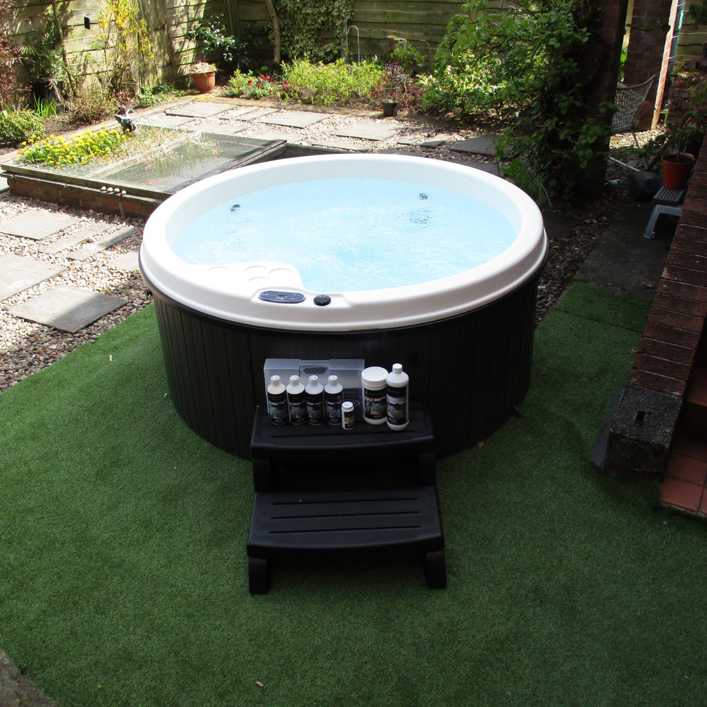 Outdoor Adventure Hot Tub Outdoor Living