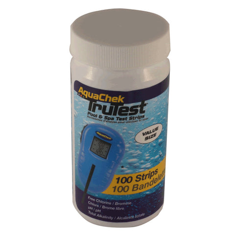 TruTest Chlorine Strips - 100