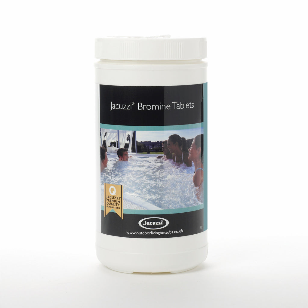 Jacuzzi®  Bromine Tablets