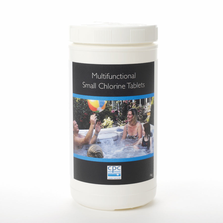 Hot Tub Chlorine Tablets - 1kg