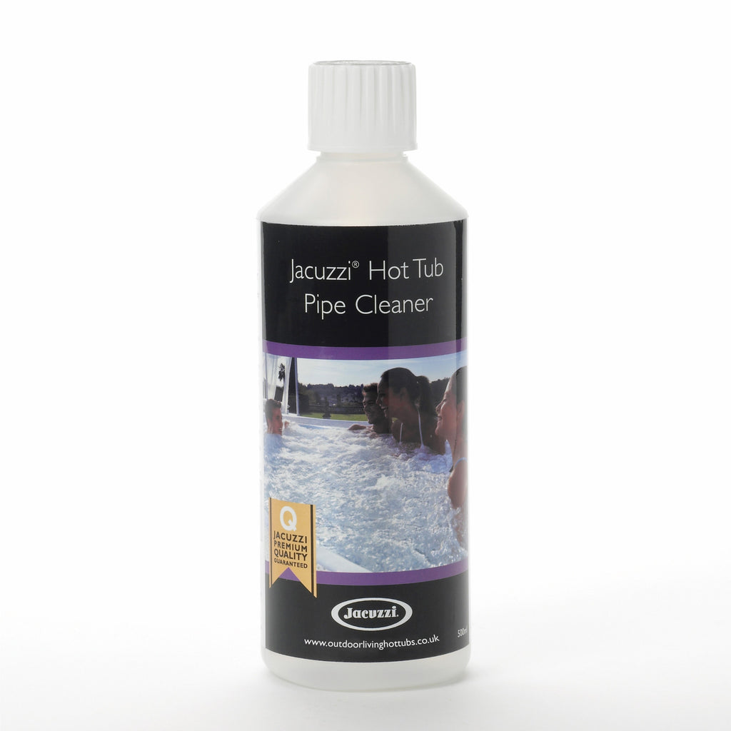 Jacuzzi Hot Tub Pipe Cleaner, 500ml | Jacuzzi Direct
