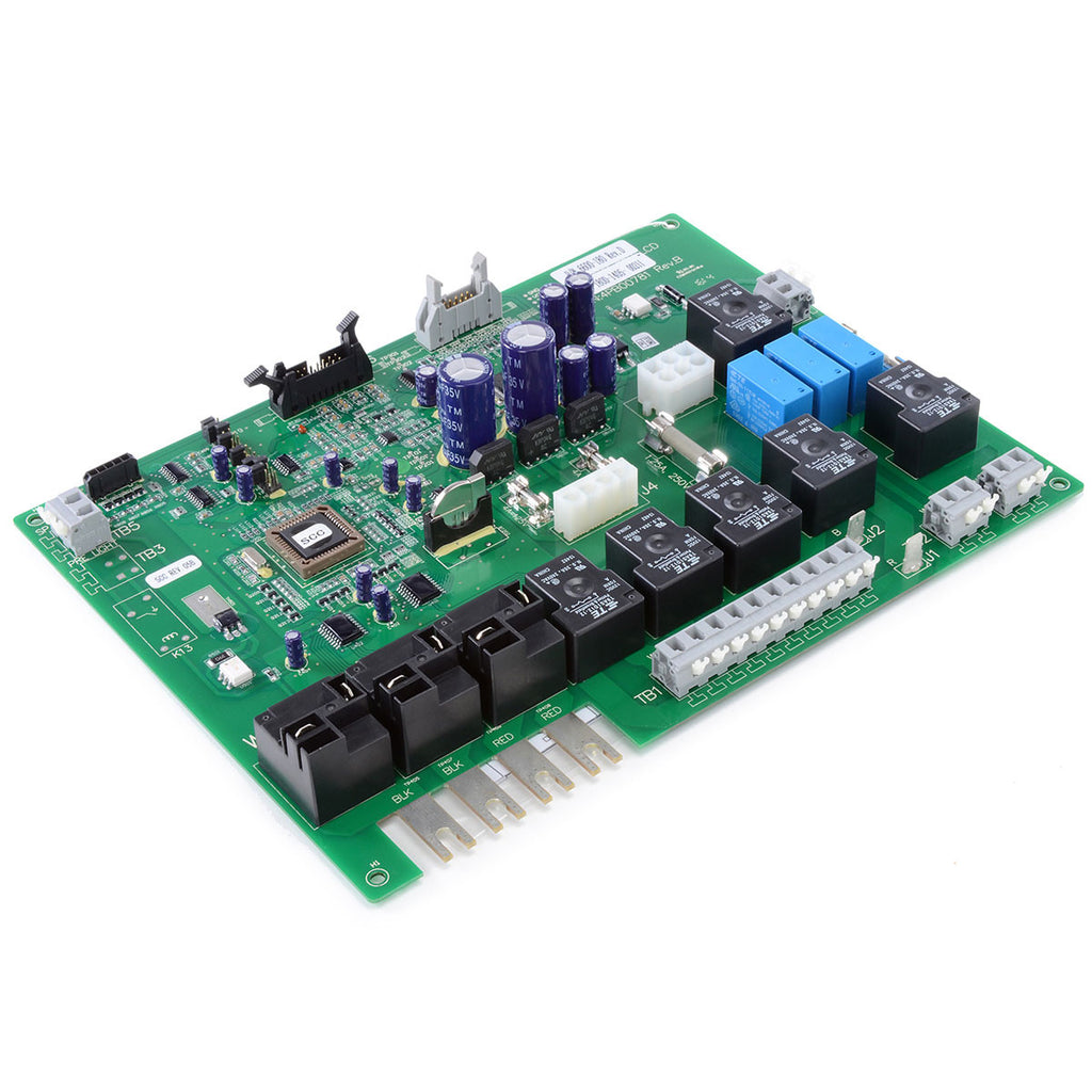 Jacuzzi® Hot Tub Printed Circuit Board LED J200/J300. Part No.6600-726.