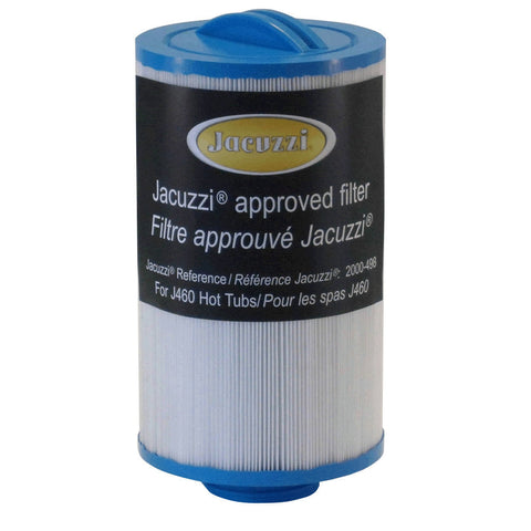 Jacuzzi® J460™ Filter - Small. Part No. 2540-384