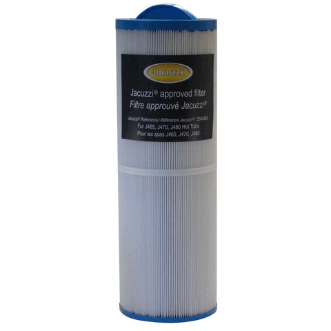 Jacuzzi® J465/ 470/ 480 to 2012 Large Filter. Part No.2540-383