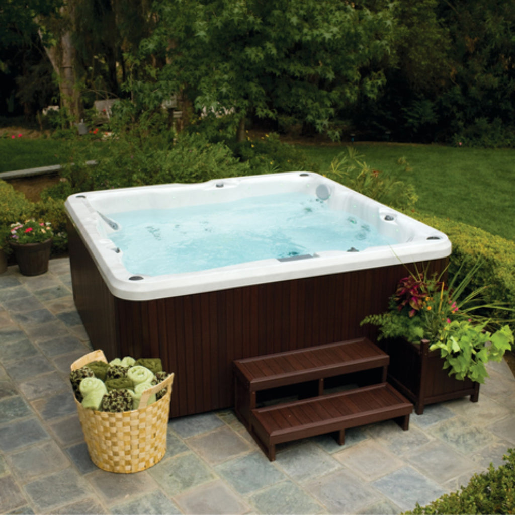 jacuzzi j275ip hot tub outdoor living. Black Bedroom Furniture Sets. Home Design Ideas