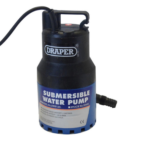 Draper Submersible Hot Tub Pump