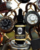 Energize Beard Oil - 1 oz. - Scented w/ Lemon, Peppermint & Frankincense