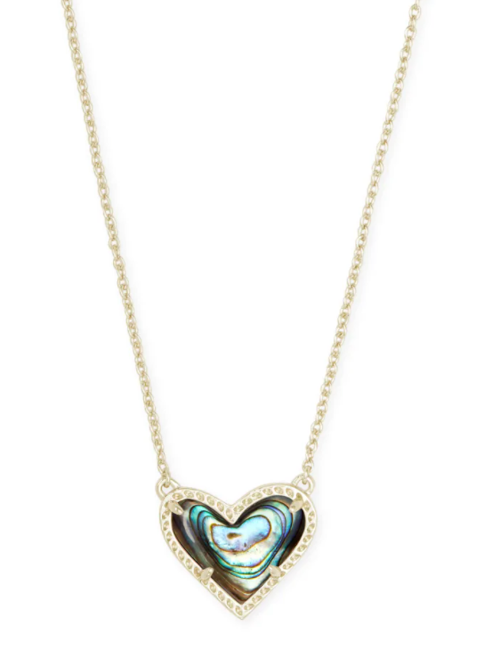 Kendra Scott Ari Heart Necklace