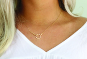 Carter Gold/Silver Necklace