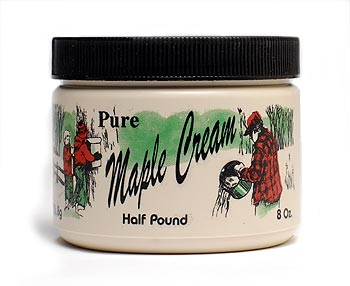 Pure Vermont Maple Cream