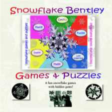 Snowflake Bentley Games & Puzzles CD-ROM