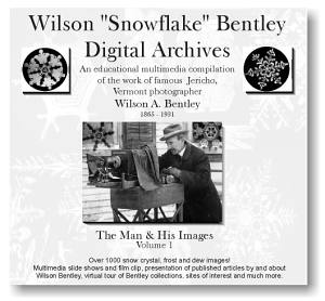 Wilson Bentley Digital Archives CD-ROM