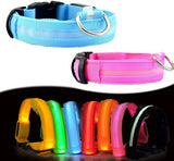 Safety LED Dog Collar