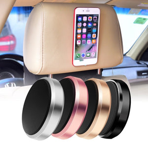 Magnetic Mobile Phone Holder Car Dashboard Mobile Bracket Cell Phone Mount Holder Stand Universal Magnet Wall Sticker For iPhone