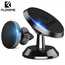 Load image into Gallery viewer, FLOVEME Magnetic Phone Holder Universal For iPhone Samsung Two Style Air Vent Dash Board Magnet Movil Phone Stand Soporte in Car