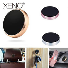 Load image into Gallery viewer, Car Phone Magnetic Holder Mobile Smartphone Stand Magnet Support Cell Cellphone Telephone Mount Holder in Car GPS Desk Wall